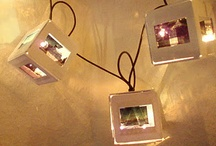 photos and slides display ideas