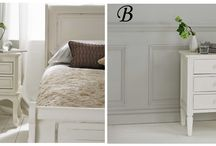 Dreamy Bedrooms / We love all our beautiful beds and furnishings so much that we can't choose between them! Can you?