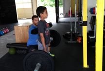 Children and Lifting, breaking societal fallacies / Sheer Inspiration. Kids can lift when done safely. Healthy parenting. Starts with diet, nutritious breakfast, lunch and dinner and only then can a child perform to his/her athletic potential.