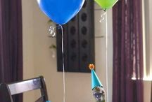 Hudson's Dino Birthday / 1st bday