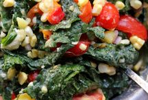 Healthy, Hearty Salads