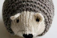 Knitting / by Ellen Rodnite