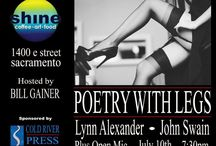 Poetry Events- Elynn Alexander