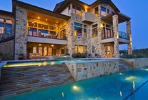 Sammy's Dream Home / WHETHER A SUMMER HOME IN THE HAMPTONS OR A SKI MANSION IN COLORADO.