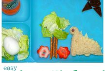 {school lunch} / by Jami Johnson