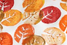 Autumn/ Herbst DIY with children
