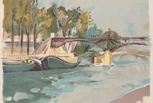 Gilbert Martin prints