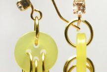 Earrings / Orecchini vari. Idee, modelli, tips & trics...