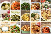 Recipes | Sides / Side dishes, recipes.