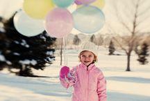 Winter Birthday- Amelia