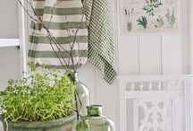 VIBEKE DESIGN / Norwegian country style