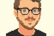 пиксельные иконки