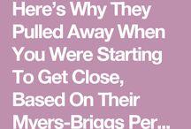 Myers Briggs