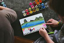 Homeschooling - Art