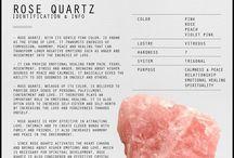 Mineral, Gemstones & Crystals