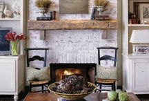 Fireplace & stove