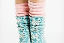 Socks & sock yarn