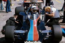 F1 team  Shadow