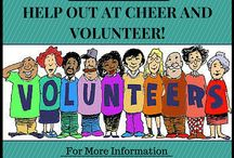 Volunteering & You / Volunteering at CHEER Inc. and the perks of volunteering
