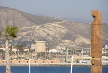Monumentos / monuments / Monumentos y lugares de interés en El Campello, Alicante, Comunidad Valenciana, España