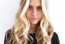 Langt hår / Langthårs frisurer
