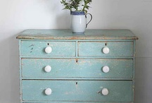 painted furniture ideas / by Margaret Edwards