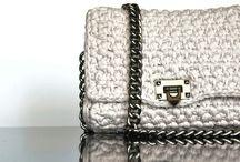Camadello Handmade Crochet Bags Summer17