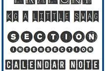 Blogging Ideas / Blogging ideas including fonts, design, arrangement, photo creation, etc.