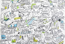 Graphic Facilitation & Speed Drawing / Also known as live sketching or sketch notes…OK, so what is it? You speak, we draw the key messages in a form of visual metaphors. Why? So you can remember better what happened in a creative, engaging and unique visual way. People LOVE to share it!