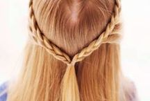 Hairstyles / by Julie Fitzsimmons