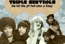 Triple Servings: One Song, Served Three Ways by Three Artists