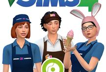 Mody ktore mam Sims 4