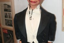 Research - Ventriloquist Puppets / Research for creating wigs for ventriloquist puppets