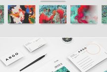 Branding / Brand Identity, their applications and presentations