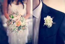 Wedding - flowers / all time favourite ideas for using flowers in wedding décor and bouquets