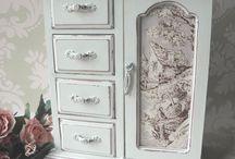 upcycled jewelryboxes