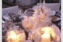 ♡`Centerpieces ¤ wedding deco