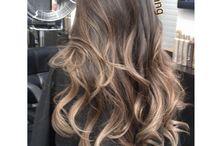 hair / by Natasha Bolourirad