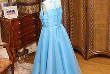 コンクールドレス&発表会ドレス:バックスタイルデザイン。 / ピアノやバイオリンのコンクールドレスデザイン!小学生、中学生、高校生までのドレスデザインです。