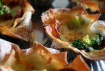 Recipe: Party Snacks / by Stephanie Tse