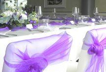 Svatba ve fialové