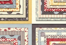 Quilts and fabric / by Jill Squires Chambliss