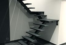 Stair case for small space