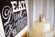 Wedding Food / by Erica Bruni