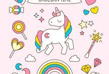 ponys y unicornios