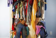 Organized Closets Bring Joy