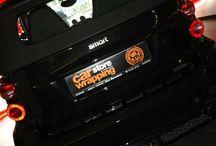 Smart Brabus de Negro a Gris Antracita Mate - Vinilado integral Car Wrapping by Pronto Rotulo / El Smart es un coche especial para la gráfica por sus características, y por ello desde Pronto Rotulo estamos ampliando la gama de colores Mate o Brillante para que puedas tener TU Smart! totalmente personalizado con materiales especiales MacTac de la linea Tuning films.  + info en https://www.prontorotulo.com + info en https://www.facebook.com/prontorotulo + info en https://www.youtube.com/prontorotulo + info en https://www.twitter.com/prontorotulo