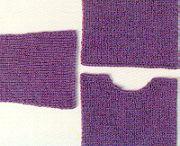 Scuola maglia uncinetto