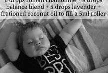 Oil blends and recipes