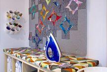 Design Walls / Quilt Design Walls
